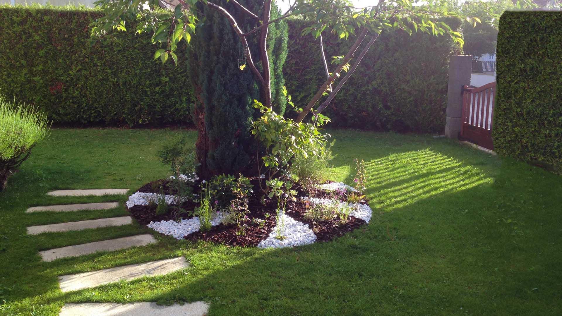 Paysagiste aménagement jardin MAxGarden