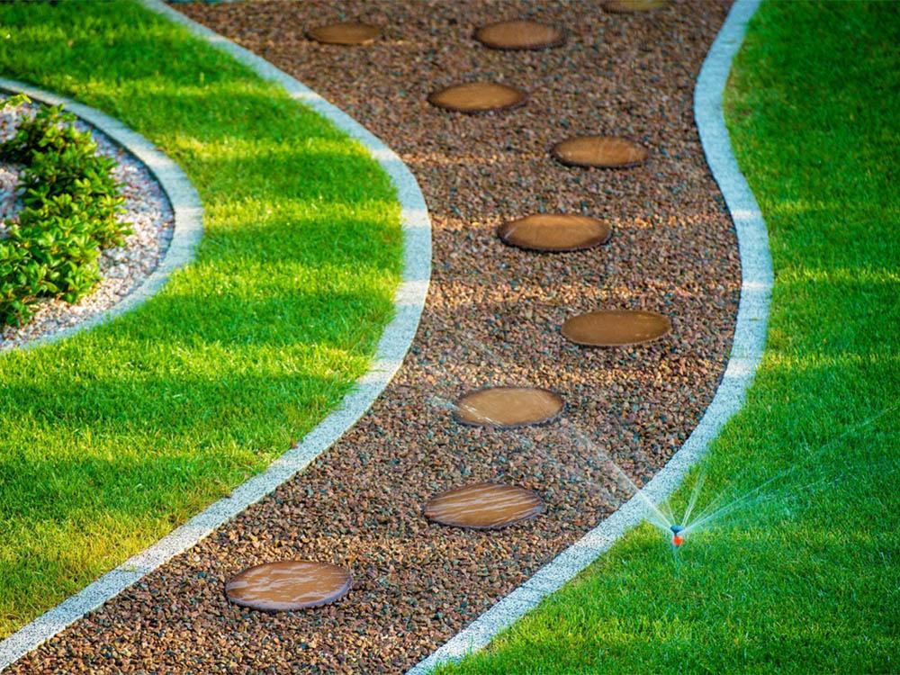 Max Garden création de jardin entreprise