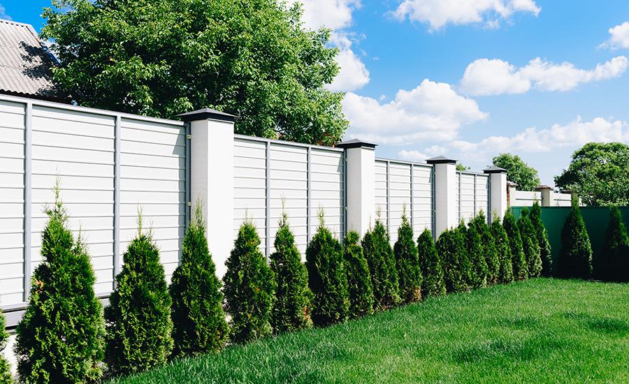 Aménagement extérieur - Pose de clôture et palissades