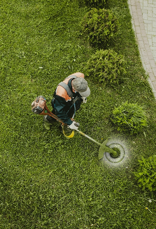 MaxGarden pour le débroussaillage de vos espaces verts dans le Val d'Oise et l'Oise