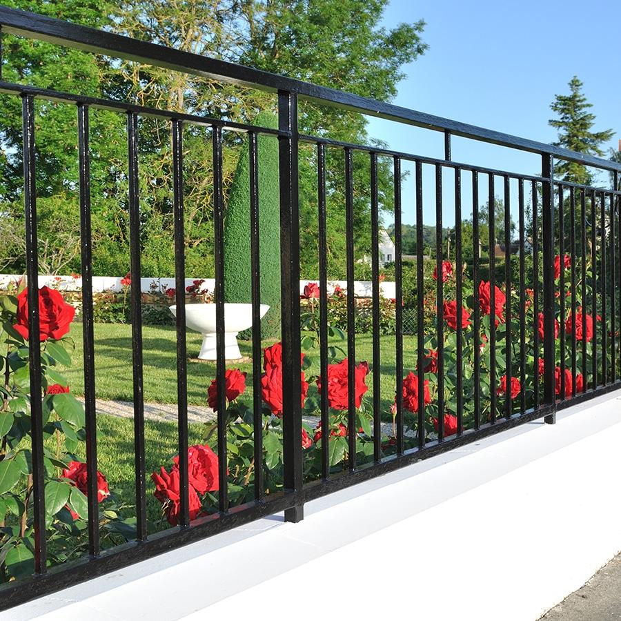 Installation de clôture et palissades dans le Val d'Oise et l'Oise