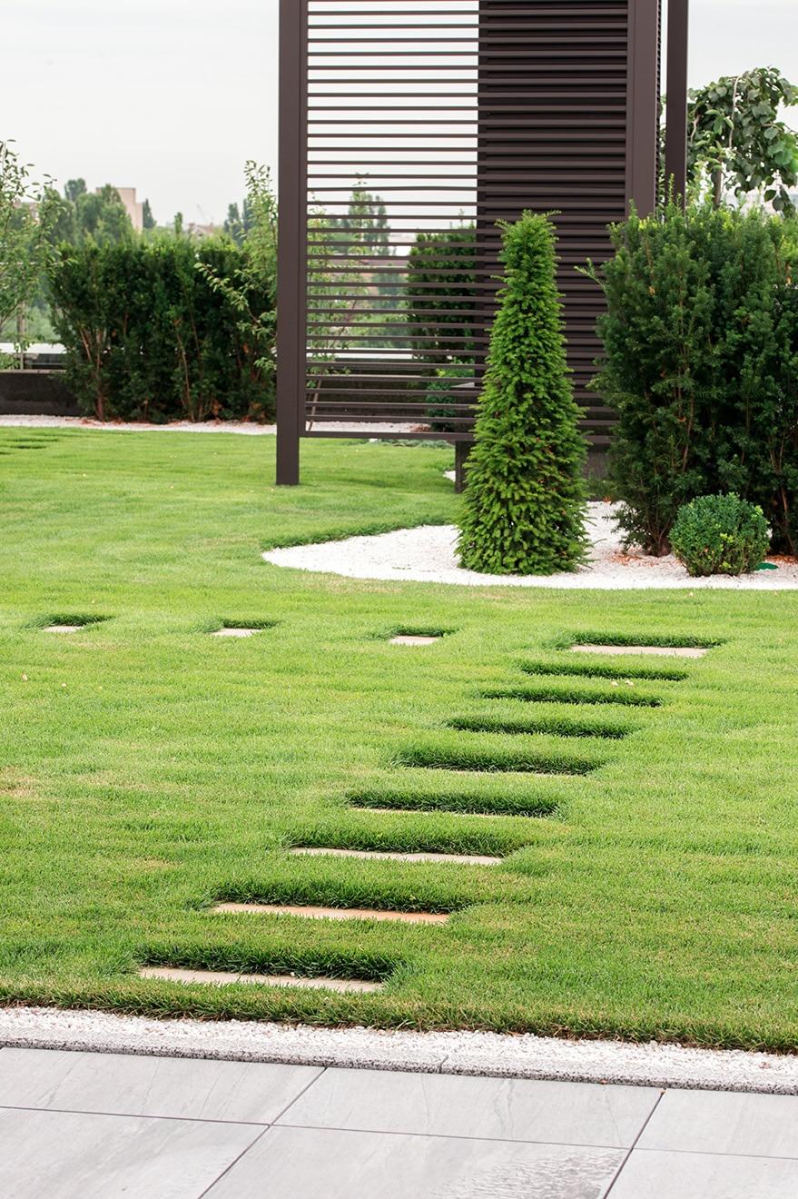 Maxgarden, vos experts pour terrasser votre jardin et terrain dans le Val d'Oise et l'Oise